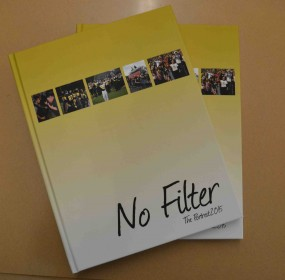 "The latest edition of the Portrait takes a 'No Filter"" look at life in Hamilton for the 2014-'15 school year."